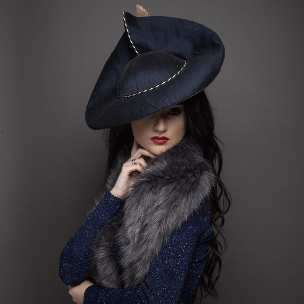 Hat photography by The Portrait Kitchen