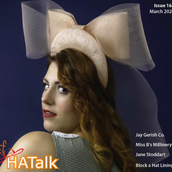 Hat talk Magazine March 2020
