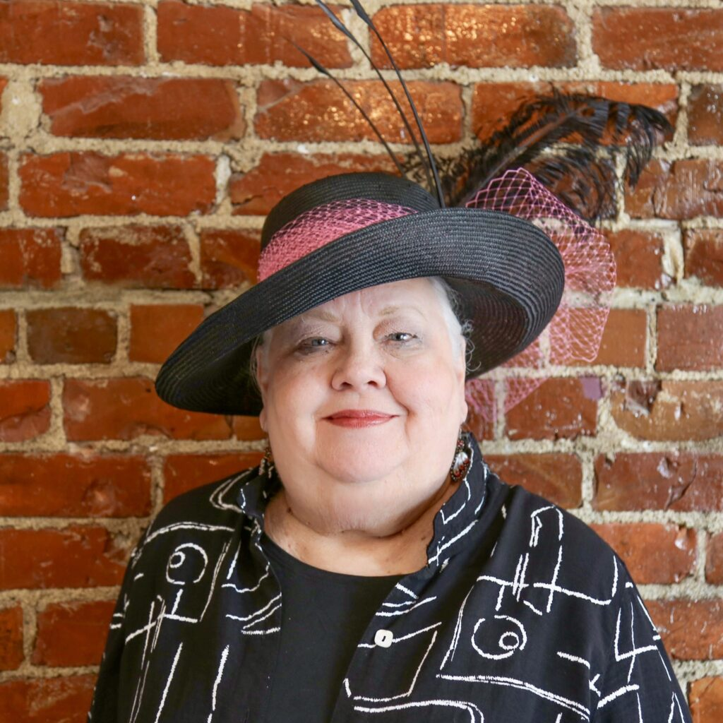, The Milliner Lockdown Challenge – Margie Trembley