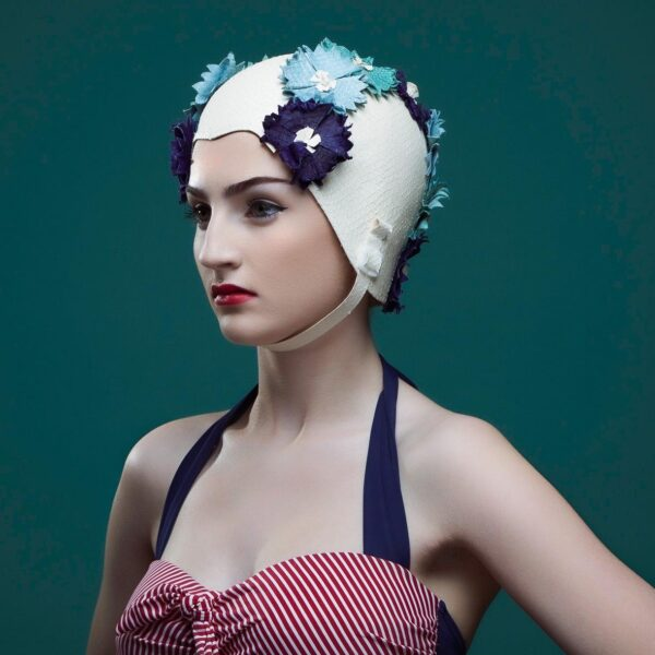 'In The Swim' by Jane Fryers Millinery