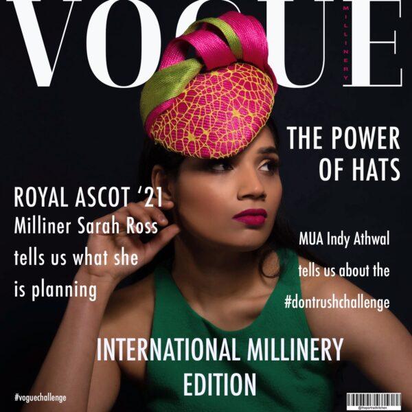 Vogue Sarah Ross Millinery
