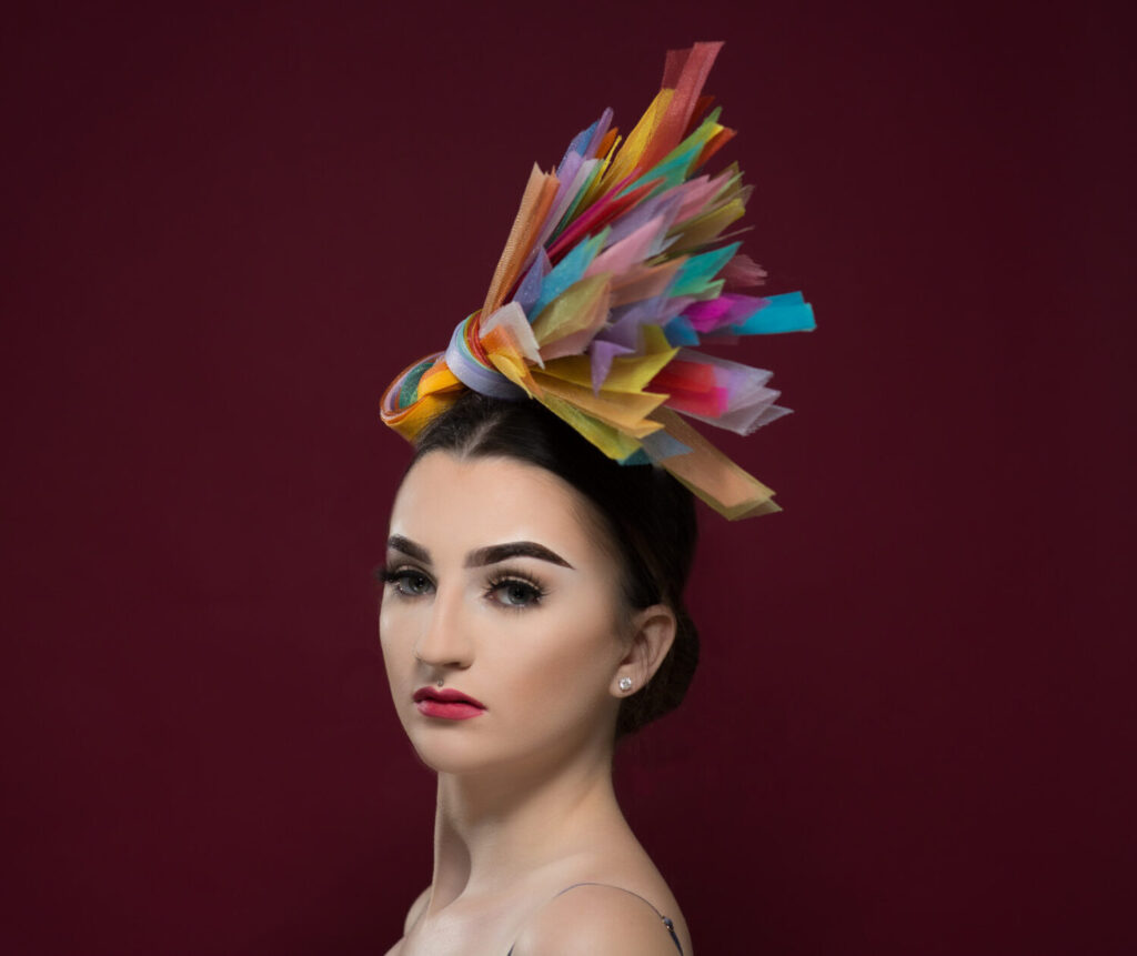 The Portrait Kitchen Rainbow by Amy Fowler Millinery