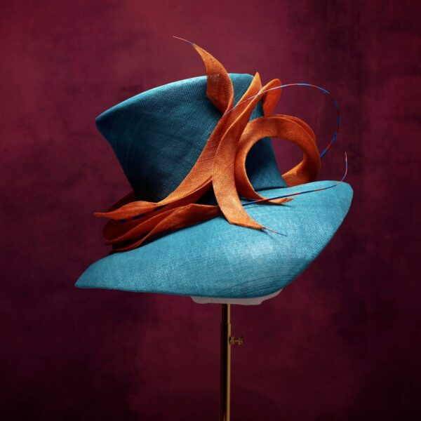 Donna Hartley Millinery - Mardi Gras