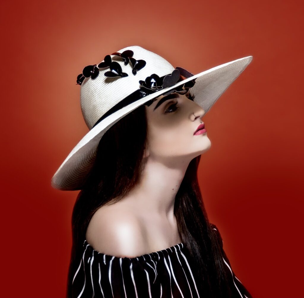 'The Oval' by Donna Hartley Millinery, The Portrait Kitchen
