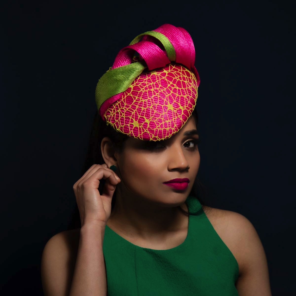 The Portrait Kitchen Zest and Zing by Sarah Ross Millinery