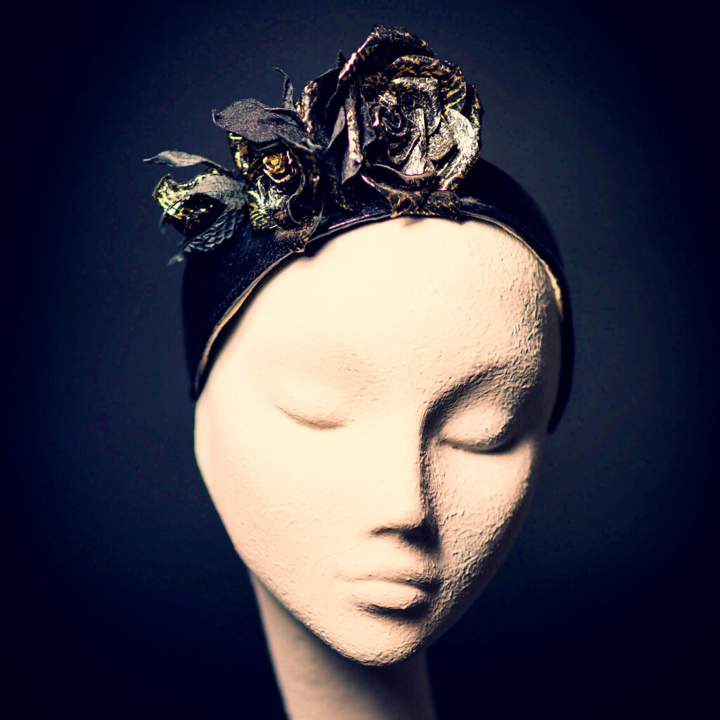 'After Eight' by Jane Fryers Millinery