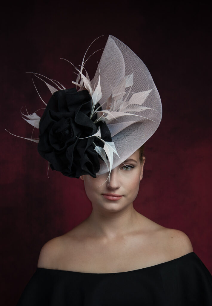 The Portrait Kitchen 'May' by Donna Hartley Millinery