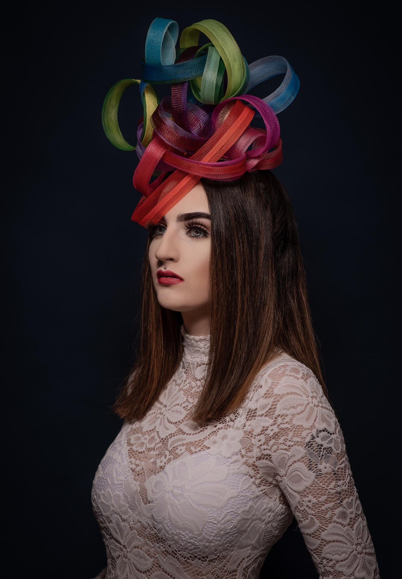 The Portrait Kitchen 'Unbroken Chain' by Amy Fowler Millinery